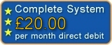 Complete Systems £16 per month by direct debit